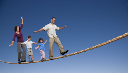 Tightrope family