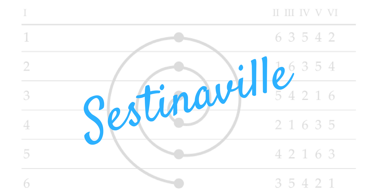 Sestinaville A Tool For Writing Sestina Poems